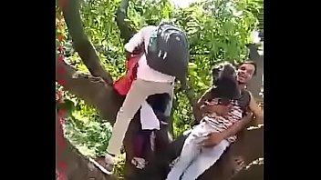 เอาบนต้นไม้ เอากันวันวาเลนไทน์ เสียวหี เย็ดโลดโผน เย็ดบนต้นไม้