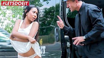 โยกหี แท็กซี่ฝรั่ง เอาในรถ เอาแรง เอากัน