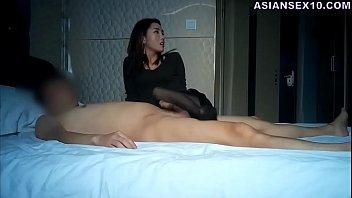 ในโรงแรม โยกเย็ด โป๊xxx แอบเย็ด เอากับสาวจีน