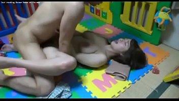 แอบลูกเย็ด แม่ลูกอ่อนเกาหลี แตกใน เอากับผัว เย็ดสด