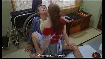 โยกเย็ด แม่บ้านญี่ีปุ่น เอากับคนแก่ เย็ดแก้เงี่ยน เย็ดคาชุด