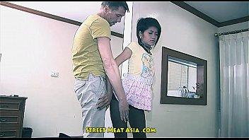 เย็ดหีสาวไทย เย็ดสาวผมสั้น เย็ดคากางเกงใน หีไทย หีแน่น