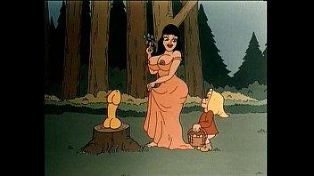 โดนคนแคระเย็ด เวียนเย็ด เย็ดสาวใหญ่ เย็ดป้าของสโนไวท์ เย็ดญาติ