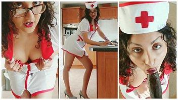 โมกควย โป๊ เย็ดในครัว เย็ดสาวแขก เย็ดคาชุดพยาบาล