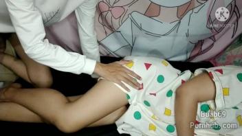 เย็ดน้องเมีย เย็ดตอนหลับ เย็ดคาชุดนอน เด้าหี หีไทย